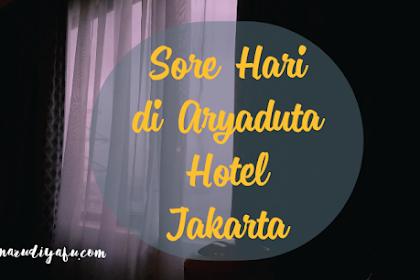 Generasi Digital Bank Indonesia - Berkenalan dengan 807 Aryaduta Hotel Jakarta