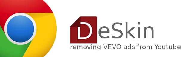 DeSkin - hide Vevo ads from Youtube | Bruno Škvorc