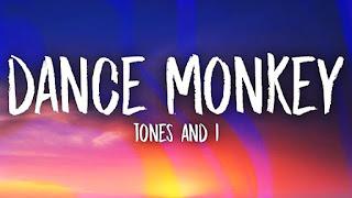 dance monkey lyrics