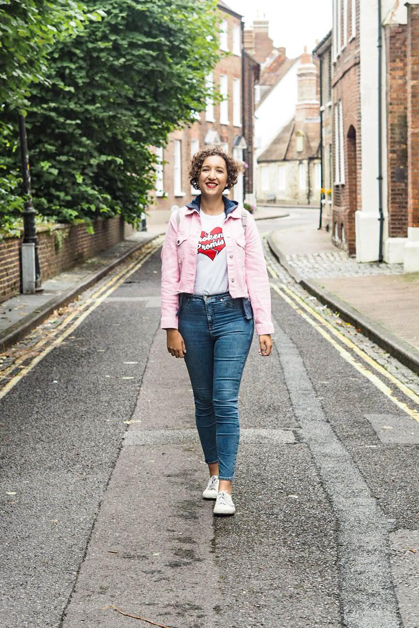 Travel blogger in Poole, Dorset