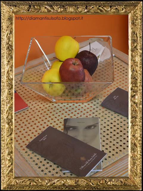 Hotel della Regina Isabella -  frutta e ristoro