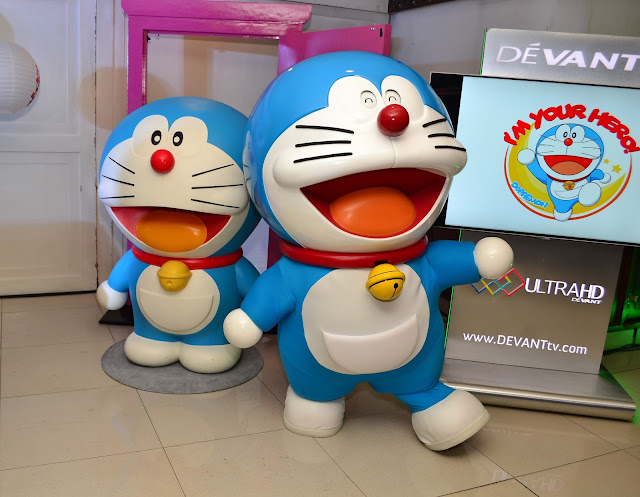 Doraemon I'm Your Hero Campaign