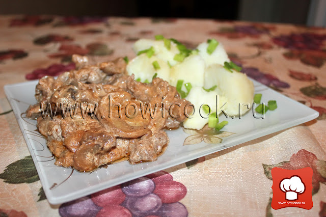 рецепт как вкусно приготовить говядину