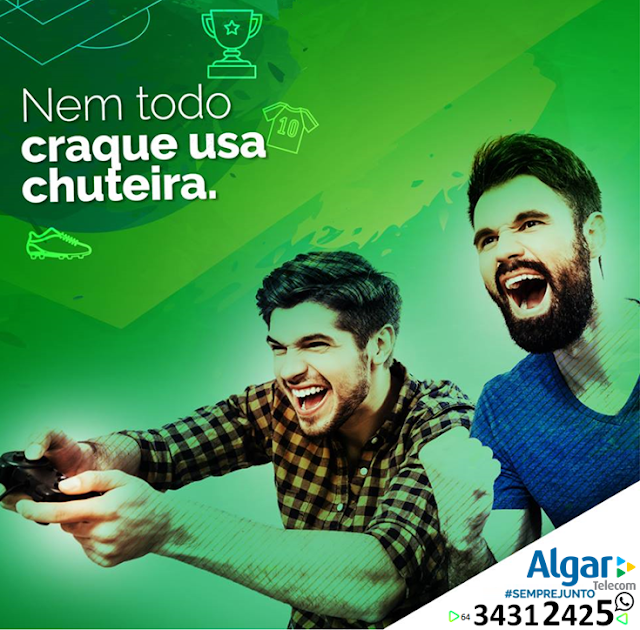 Internet Para Jogos Itumbiara, Uberlândia, Uberaba, Ituiutaba.