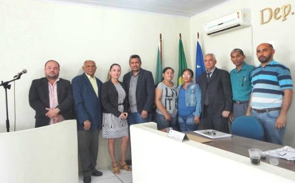 Câmara Municipal de Anapurus, aprova projeto que beneficia servidores da saúde e outros funcionários do municipio.