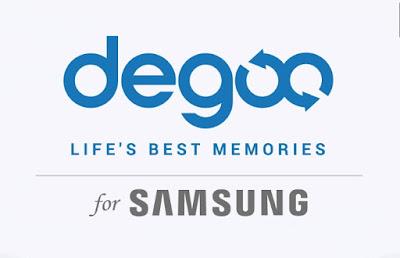 Degoo For Samsung Cloud Gratis Penyimpanan 100 GB