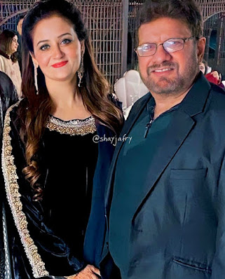 Shahveer Jafry Parents