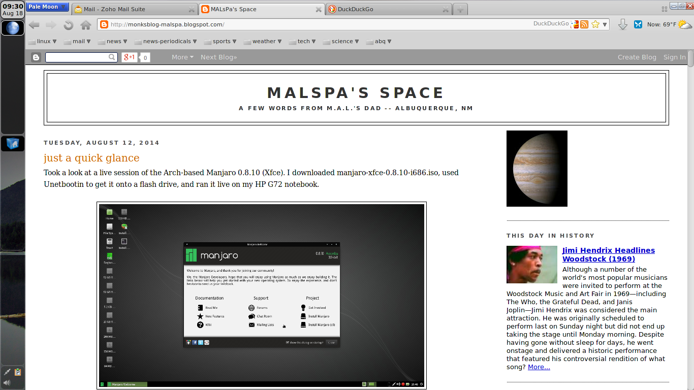 MALsPa's Space: browsers, browsers