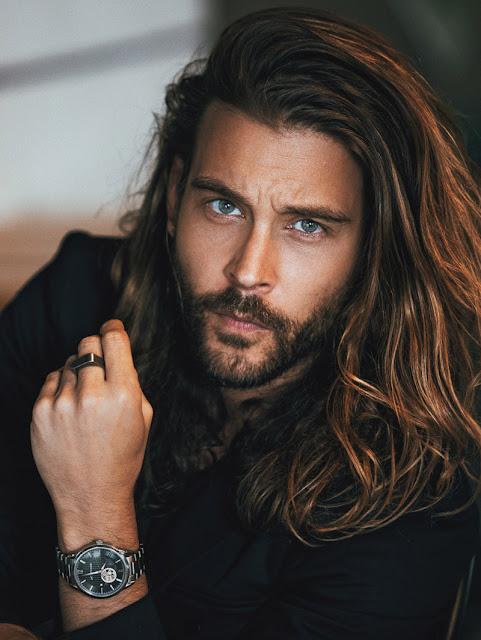 Long Hairstyle Men