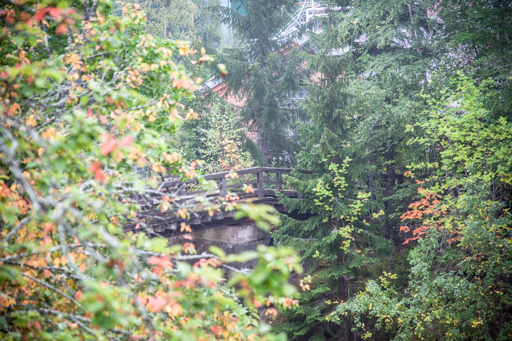 kyröskoski silta