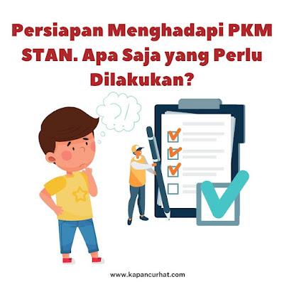 menghadapi PKN STAN
