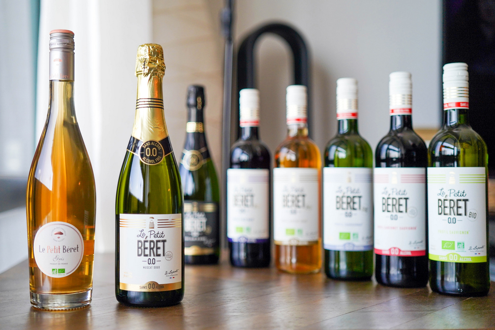 le petit beret: innovative non-alcoholic beverages, from the grapevines of france to the gourmets of malaysia