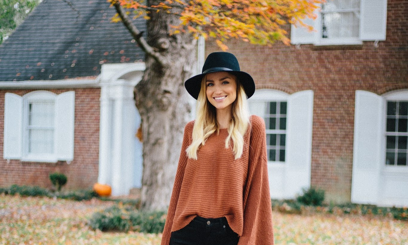 Fall Sweater for $39