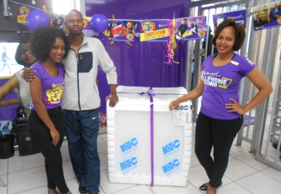 Kwa-Zulu Natal #YesWena winner - June - Mbongeni Maxwell Mathe