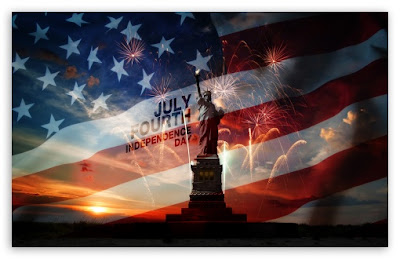 Fourth of July American Independence day Wishes Messages