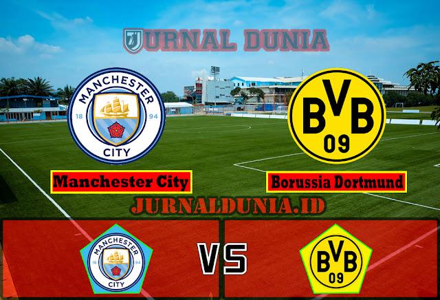 Prediksi Manchester City Vs Borussia Dortmund , Rabu 07 April 2021 Pukul 02.00 WIB
