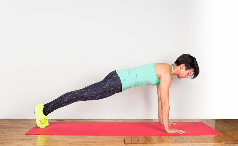 15 At-Home Ab Exercises