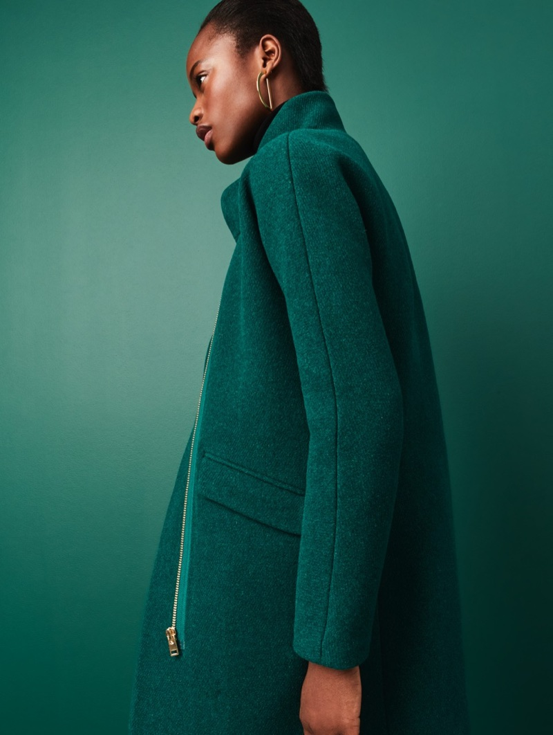 'Meet Your Winter Coat' by J Crew for Fall/Winter 2017