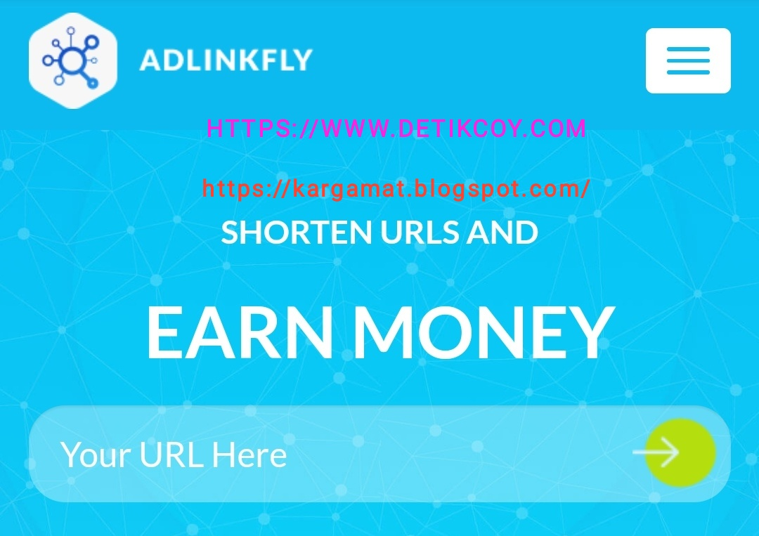 Jual Script AdLinkFly - Monetized URL Shortener