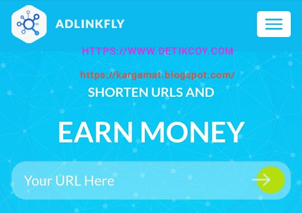 Jual Script AdLinkFly - Monetized URL Shortener