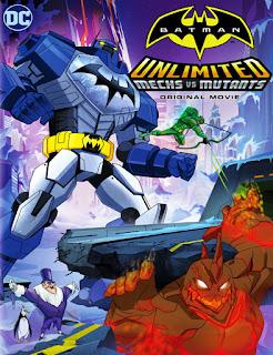 Batman Unlimited: Máquinas vs. Monstruos (2016)