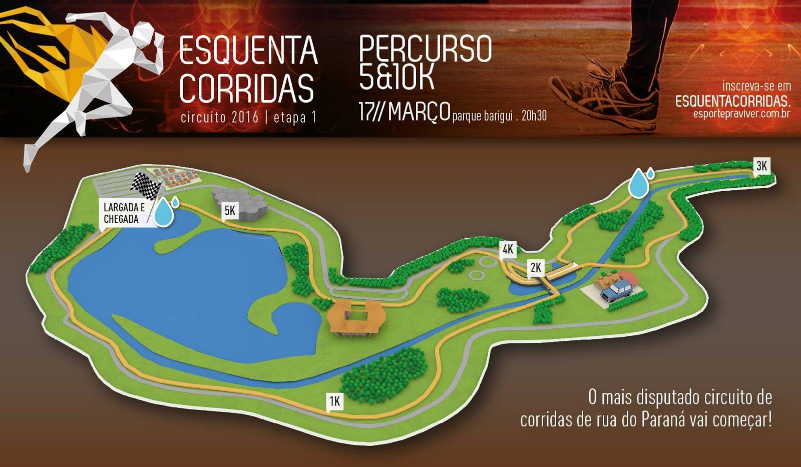 2f7fd9408 Esquenta de Corridas SUBWAY® – Etapa 1 – Pq. Barigui