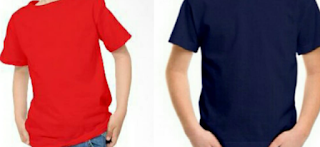 Kaos Polos Hight Quality Low Buget