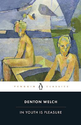 In Youth is Pleasure by Denton Welch book cover