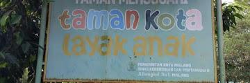 Taman Merjosari Malang, Taman Tematik Ramah Anak yang Wajib Kamu Datangi