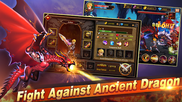 Brave Knight: Dragon Battle v1.4.3 unnamed+%2876%