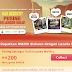 Lazada: Pusing Selangor Dulu, Claim RM200 Voucher
