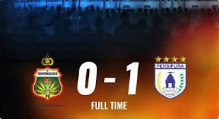 Bhayangkara FC vs Persipura Jayapura 0-1 Video Gol Highlights