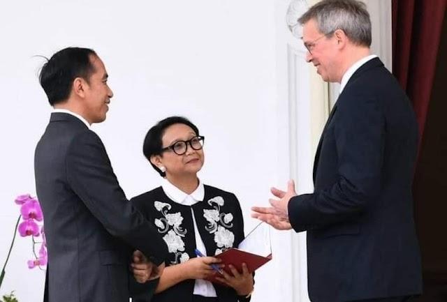 UNI EROPA INVESTASI $ 37 MILIAR DALAM PROYEK PEMBANGUNAN INFRASTRUKTUR INDONESIA