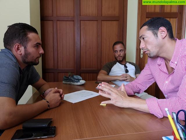 Nuevas Generaciones de La Palma muestra su preocupación por las actuaciones previstas en el túnel de la Cumbre