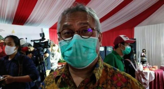 Ketua KPU Arief Budiman Positif Covid-19, Perludem Desak Pilkada Serentak Ditunda