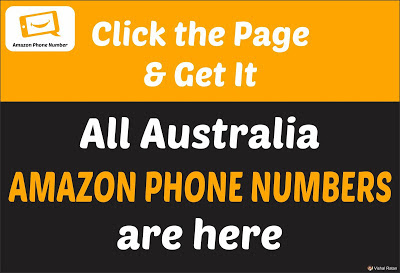 Amazon Phone Number Australia | All Australia Amazon Phone Number are Here