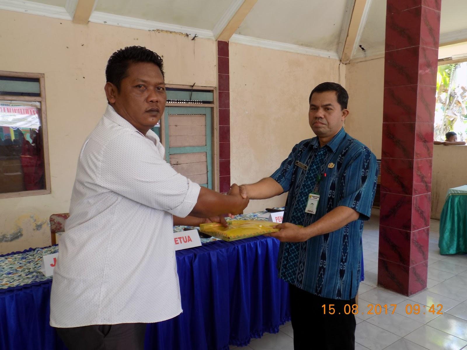 Lomba LCC Tingkat SD Se-Desa Jono HUT RI Ke 72 2017