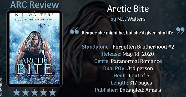 Arctic Bite by NJ Walters