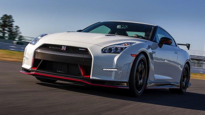 世界最速の車 日産GT-R NISMO