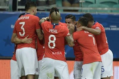 موعد مباراة الإكوادور وتشيلي اليوم ضمن مباريات كوبا أمريكا 2019