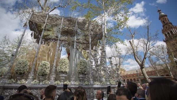 La Paz de Sevilla ya tiene diseñador para su nuevo palio