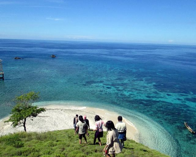 Pulau Tumbak, Surga Pulau Kecil di Timur Indonesia