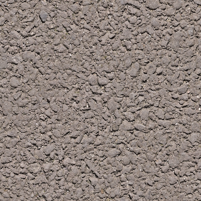 Seamless road surface texture