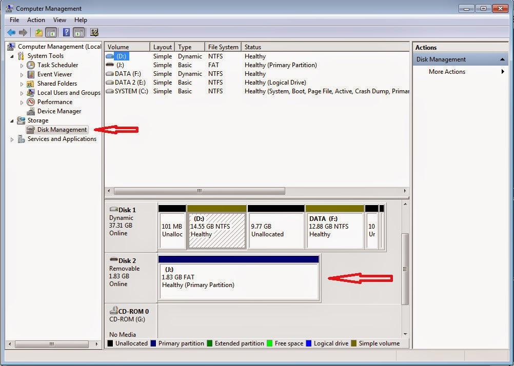 Cara Memperbaiki Flashdisk Atau Memory Card Yang Minta Di Format Terus