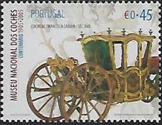 Selo Coche Maria Francisca de Sabóia