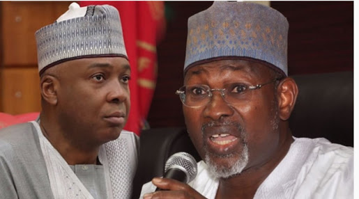 Saraki Challenges Jega: Name Bribe Takers