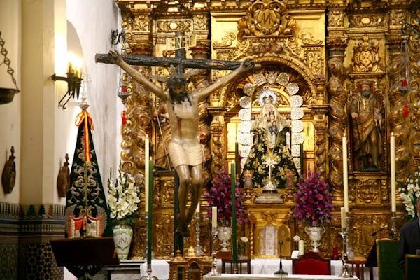 Horario e Itinerario Procesión Extraordinaria El Cristo de la Vera-Cruz. Dos Hermanas 23 de Noviembre del 2019
