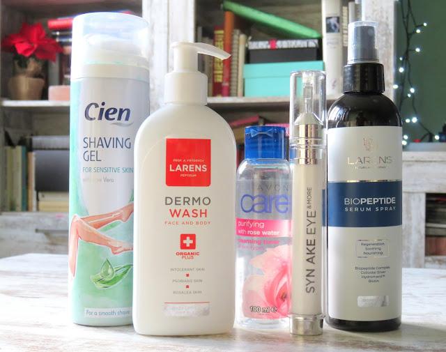 Spotrebovana kozmetika zadecember recenzia