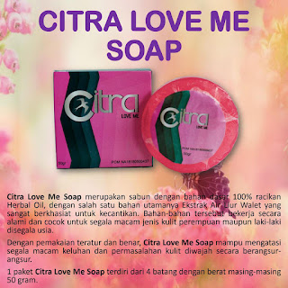 Paket Dropshipper 6 Pack - Citra Love Me