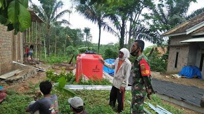 Koptu Dwi aryanto Jalin Silaturahmi dengan Komunikasi Sosial